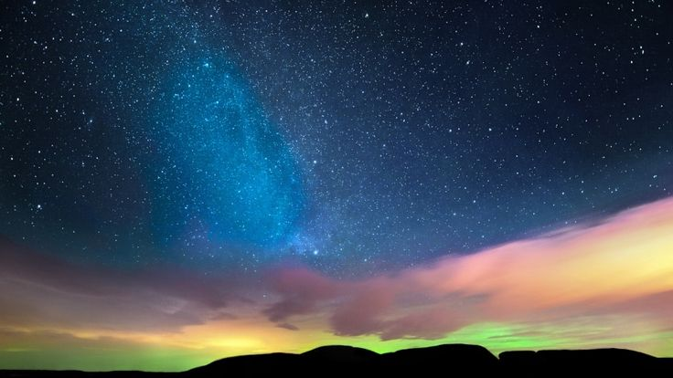 Northern Lights Wallpaper Download Free. Kuzey ışıkları