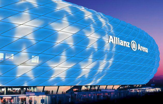 Allianz Arena bekommt 380.000 LEDs