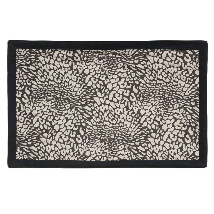 Sea Leopard Black | Signature Beach Towel - Sun of a Beach