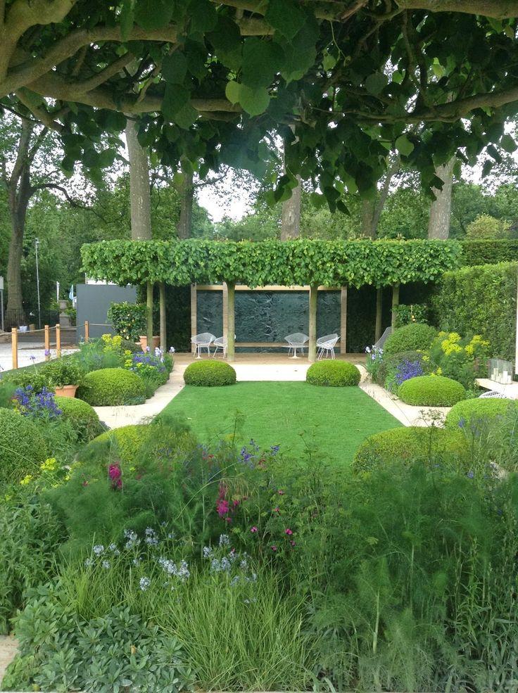 RHS Chelsea Flower Show 2014 - Tommaso Del Buono Paul Gazerwits's Telegraph Garden - Gold Medal - Photo by Noemi Mercurelli