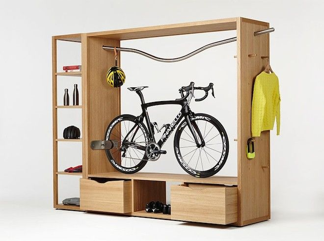 10 Brilliant Bike Accessories for the Tiny-Apartment Dweller - Curbedclockmenumore-arrow :