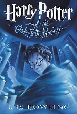 Harry Potter and the Order of the Phoenix by J. K. Rowling (Paperback, 2003).