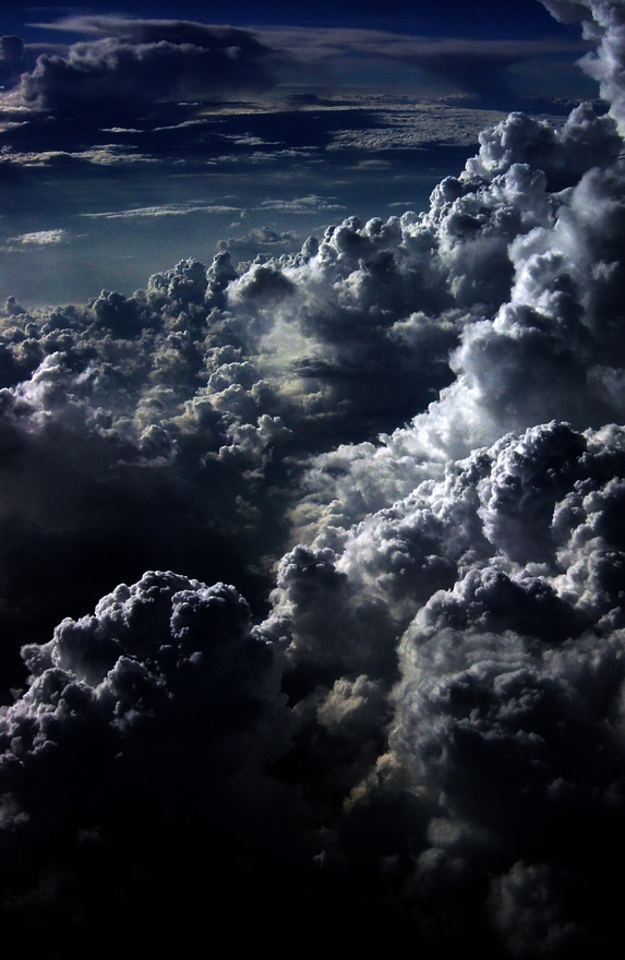 clouds, clouds, and clouds