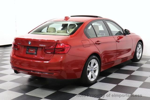 2016 Bmw 3 Series Certified 328i Xdrive Sport Package Awd Led Nav