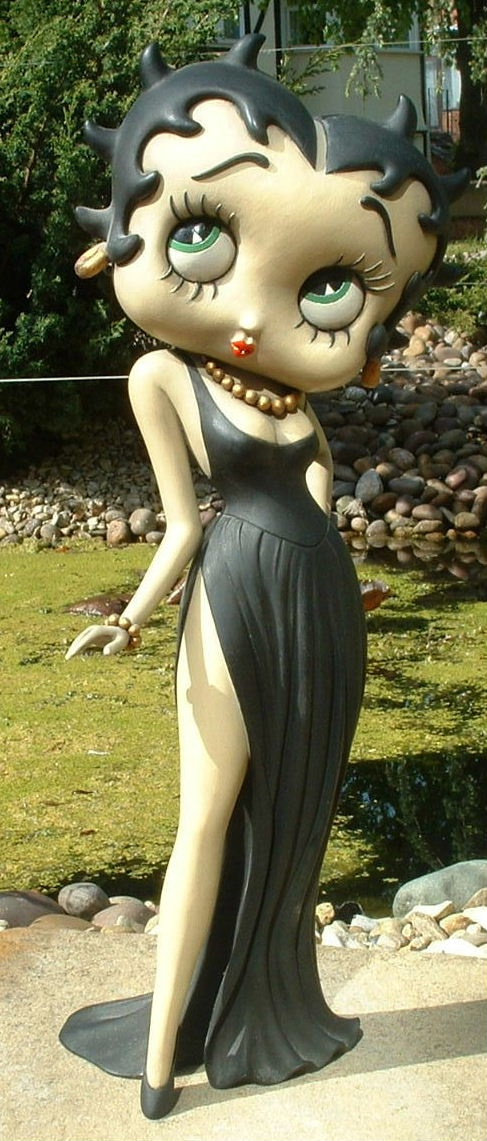 Betty Boop where can i get one of these perfectly cute