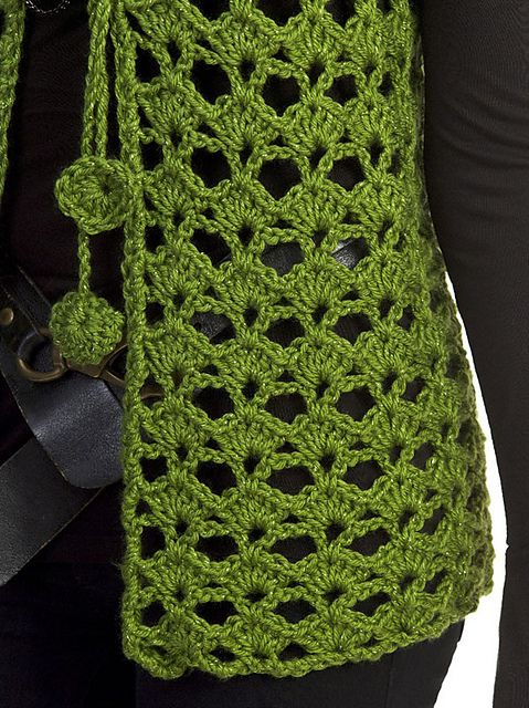 Waistcoat - free pattern