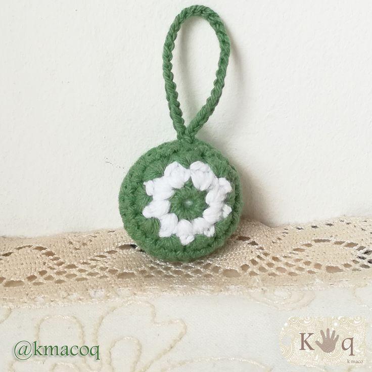 16 best Detalles Navidad a crochet images on Pinterest