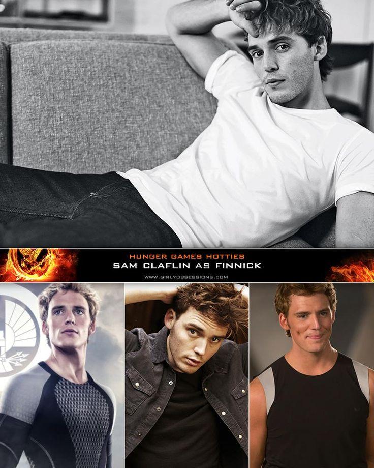 Hunger Games Hotties: Sam Claflin as Finnick Odair. # ...