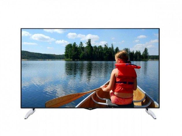 """Finlux 55"""" UHD LED Smart TV   Satelittservice tilbyr bla. HDTV, DVD, hjemmekino, parabol, data, satelittutstyr"""