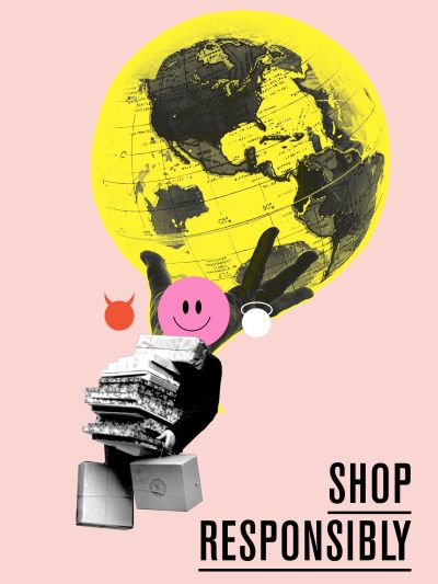 The NYLON Guide To Shopping Responsibly
