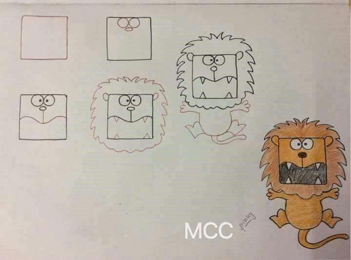 Eccezionale 41 best تعليم الرسم للأطفال insegnare ai bambini a disegnare  BC95