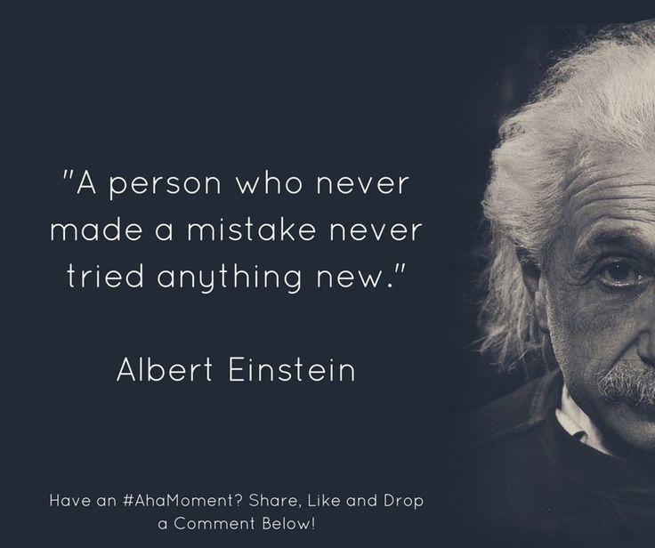 Success is not achieved without failure. Don't give up.  #Business #Saskatchewan #AlbertEinstein #Ahamoment #BusinessQuote #Saskatoon #Regina #YXE #YXEBusiness #MooseJaw