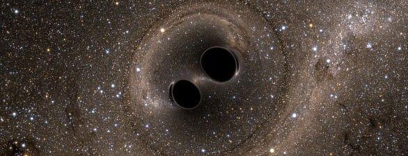 Gravitationswellen-Einstein hat nie daran geglaubt' Kollidierende Schwarze Löcher, Relativitätstheorie und die Astronomie der Zukunft: Interview mit Karsten Danzmann, einem der Mitentdecker der Gravitationswellen.