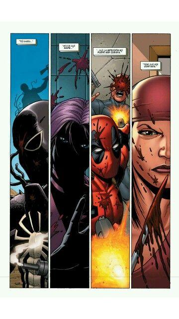 #cómics #marvel