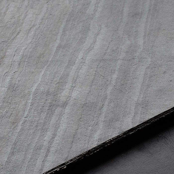 Fornir Łupek Platinum Black tapeta 120x60x0,1 cm