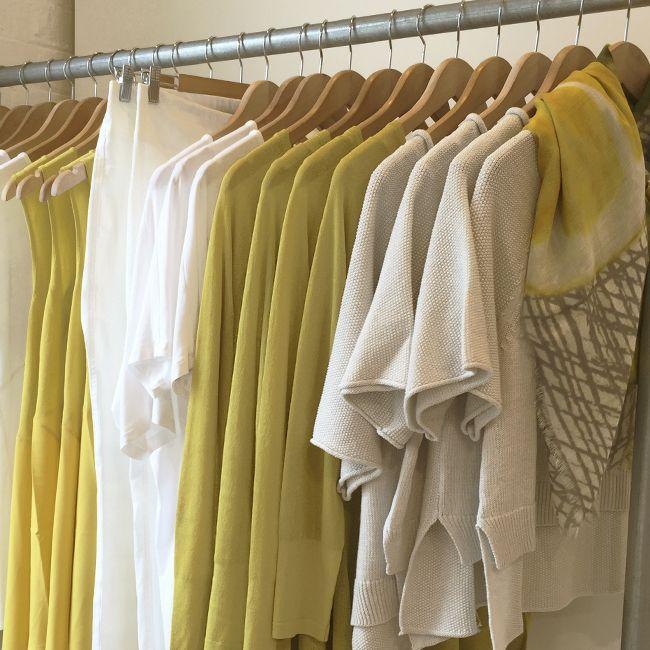 Zest + citrus | via #thearkclothingco | #nikelandsole #designedinmelbourne #knitwear #zest #citrus