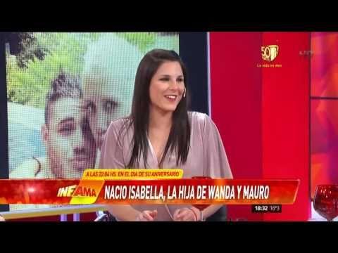 "Ivana Icardi anunció la noticia más linda ""Wanda Nara fue mamá otra vez"""