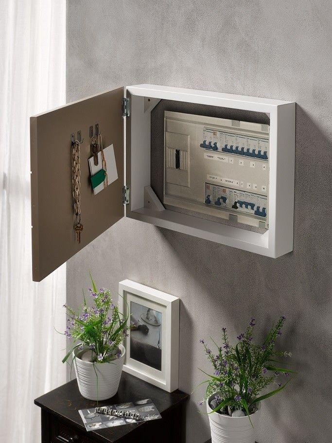 M s de 17 ideas fant sticas sobre tapa contadores en - Tapa cuadro electrico ikea ...