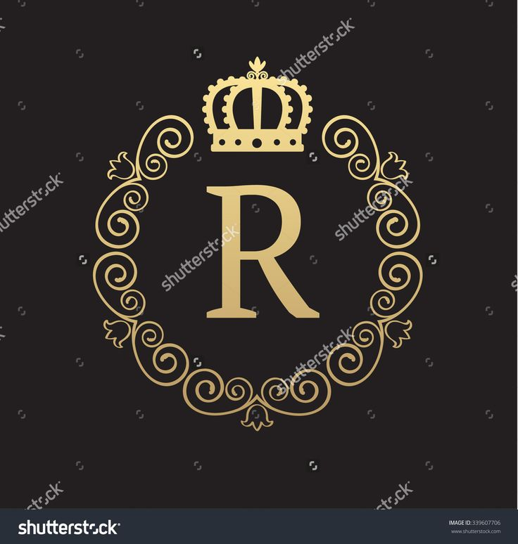 royal wedding crest logo - Google Search