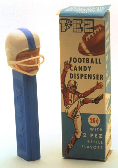 Football player 1964
