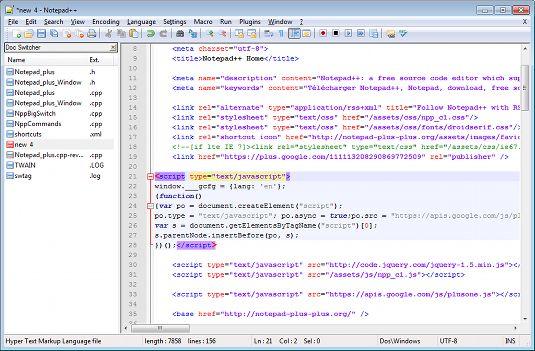 18 great text editors for web designers   Web design   Creative Bloq