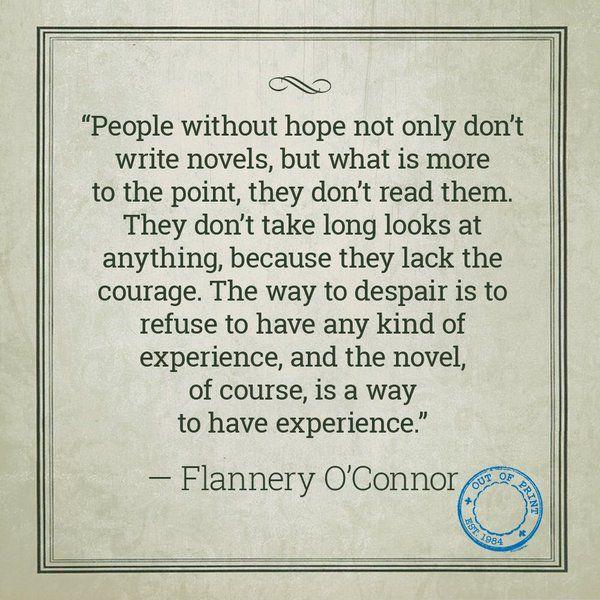 Flannery o connor essay