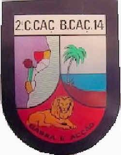 2ª Companhia do Batalhão de Caçadores 14 Moçambique