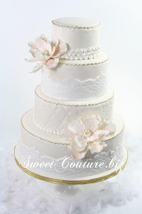 ... De Mariage Fondants, Gâteaux De Mariage et Gâteaux De Mariage