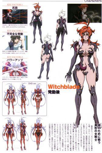 masane Hentai witchblade anime