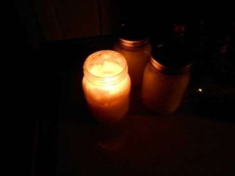 DIY Emergency Candles: 6 Different SHTF Candles You Can Make