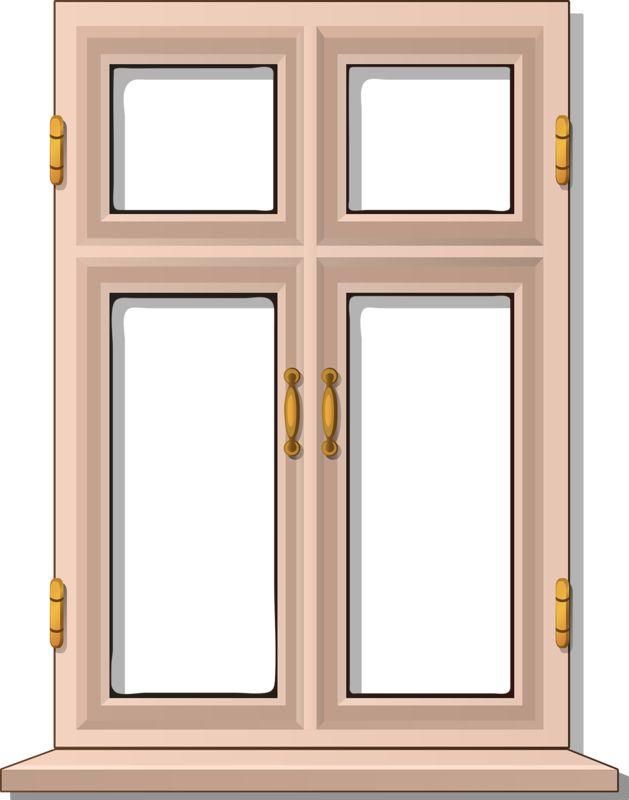 Окно для дома картинки для детей