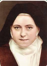 """santa Teresa de Lisieux.  Abandónate en Dios.  """" Jesús duerme en mi nave!   Que pena!, tengo la impresión   de que las almas,pocas veces,lo dejan dormir tranquilamente dentro de ellas"""""""