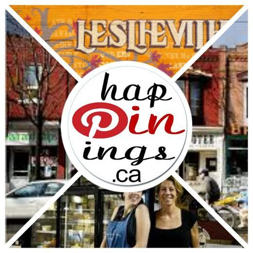 Leslieville Toronto ON shopping, crafts, coffeeshops, boutiques