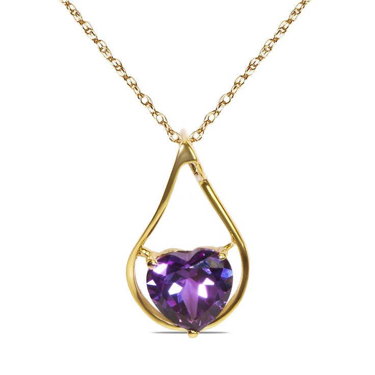 Jet NissoniJewelry presents - Simulated Alexandrite  Heart 10k Y/Gold Pendant    Model Number:P8797-Y0SIAL    https://jet.com/product/Simulated-Alexandrite-Heart-10k-YGold-Pendant/bb99f1eb076b47ebbceaf9d21e223a02