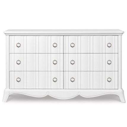 Magnussen Furniture Gabrielle Island Storage Bedroom Set in Snow White by 1Stop Bedrooms | Buy Bedroom Furniture Sets | Free Delivery