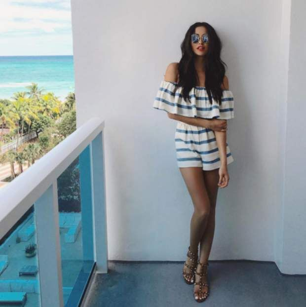 Instants sexy : Shay Mitchell au top comme toujours.