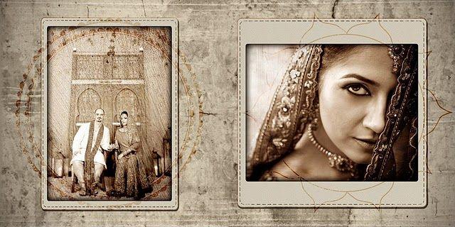 indian-wedding-album idea | Graphic Goodies | Pinterest | Weddings