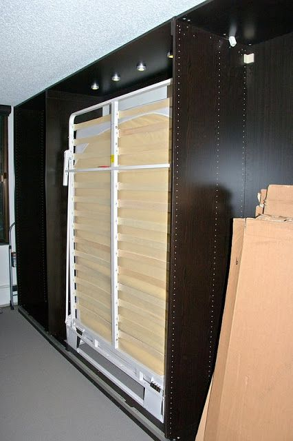 Murphy Bed  IKEA Hackers| Clever ideas and hacks for your IKEA