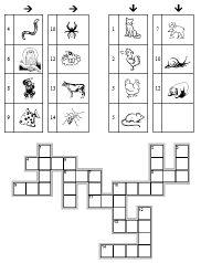 werkbladen: Crossword Puzzle