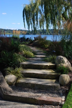 17 best images about landscapes for waterfront parcels on Simply garden design