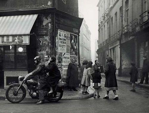 París - Francia, 1950.
