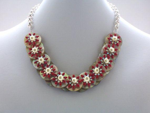 White Pearl Fashion Jewelry