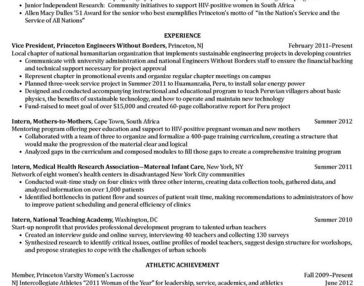 Best 25+ Resume writer ideas on Pinterest How to make resume - athletic training resume