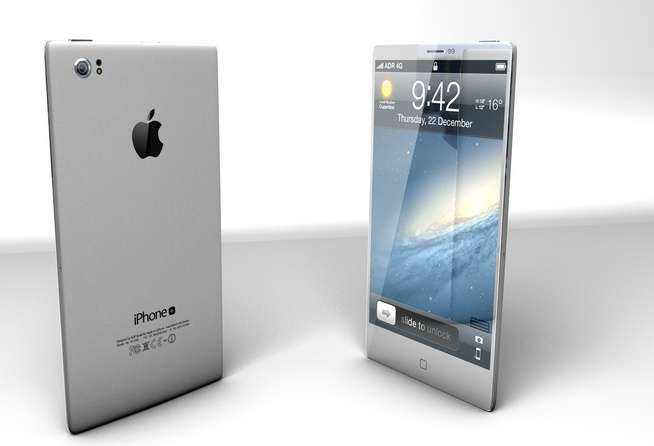 Introducing the iPhone Plus: could this be Apple's new release in October? - UK news - Blottr: Iphone 5S, Galleries, Apples Iphone, Technology, Gadgets, Iphone5S, Concept Design, Coming Soon, Mobile