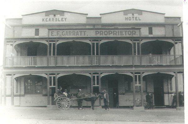 Historypin | Map | Kearsley Hotel