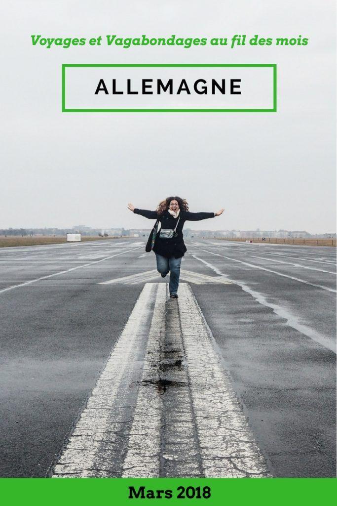 Bilan de voyage mensuel, mars 2018 entre la Suisse, l'Allemagne et la France, avec un retour prématuré en France et le tour d'Europe qui continue à partir de juillet - Voyages et Vagabondages #voyage #tourdeurope #europe #suisse #allemagne #france #bilan #bilanmensuel