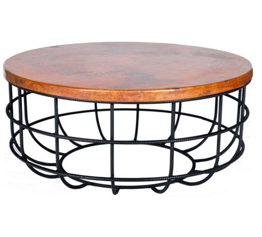 Copper Wooden Coffee Table: Best 25+ Copper Coffee Table Ideas On Pinterest
