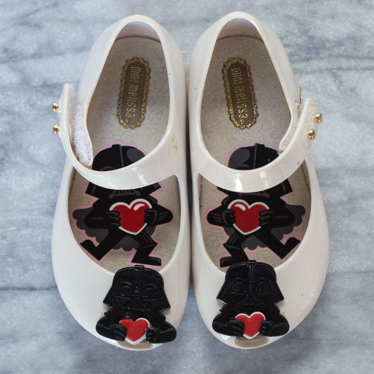 Clean Mini Melissa Shoes Minis