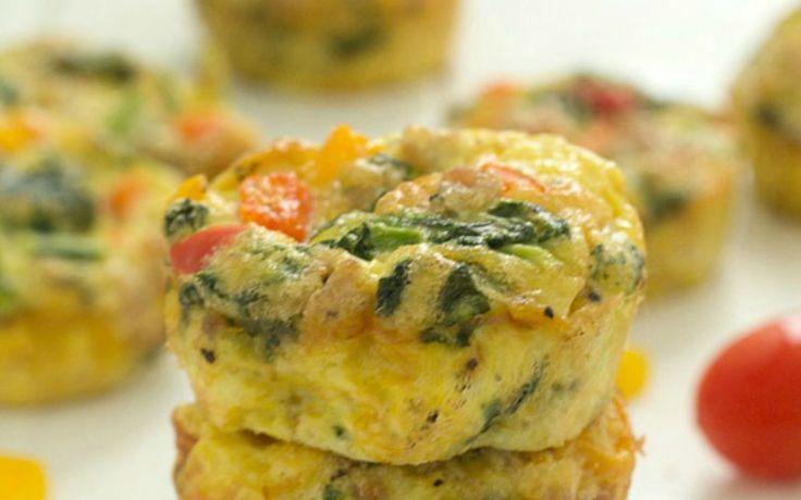 Muffin dukan/paleo de peito de peru