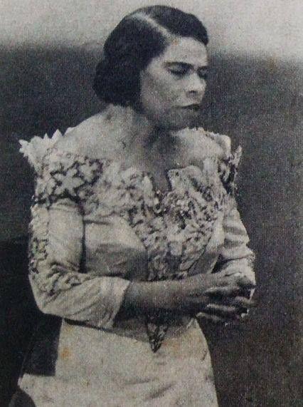 Contralto Marian Anderson